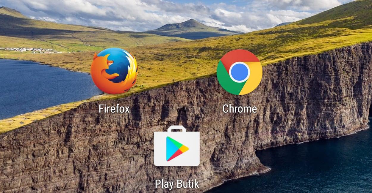 Quel navigateur dois-je utiliser sur ma tablette?